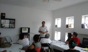 Curso cuidadores Amaranto Terapia Ocupacional