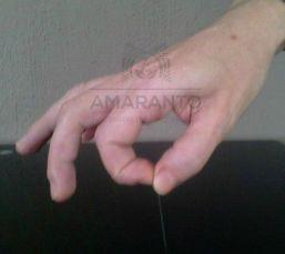 Amaranto Terapia Ocupacional Prensión 18