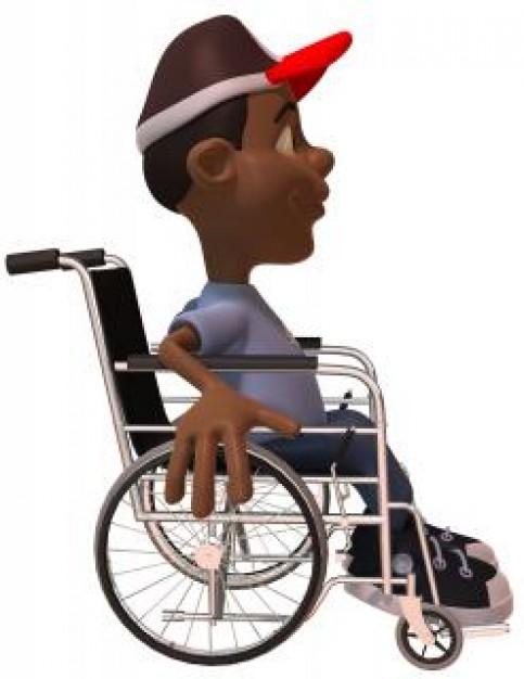 Cuidados de la silla de ruedas en casa for Silla de ruedas