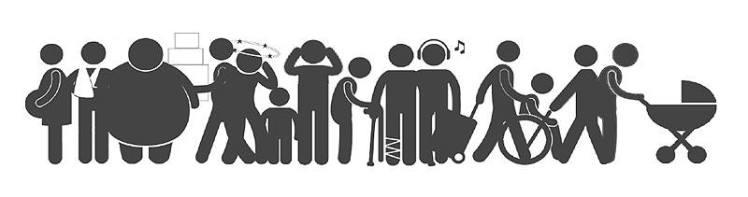 qu diferencias hay entre accesibilidad y dise o universal