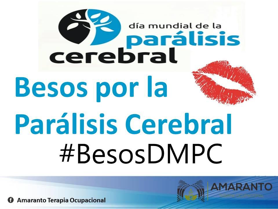 Día Mundial de la Parálisis Cerebral.